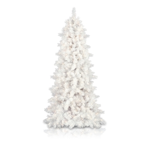 White Christmas Tree Png.Winter White Potted Artificial White Christmas Tree Treetopia