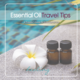 Essential Oil Travel Tips - Healing Coach (Instant Download)