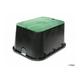NDS Rectangular Valve Box-117BC Jumbo Rectangular Valve Box with Overlapping Cover
