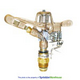 Rain Bird 35A-ADJ-TNT Adjustable Brass Impact Rotor