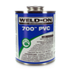 Weld-On 700 Clear PVC Cement 32 oz | 700-030