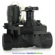 Weathermatic 21024E-10D-H 1 in. FPT In-Line Valve with Flow Control