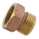 Aqualine Brass Hose Fitting 3/4