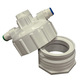 EZ-Flo Fine Thread High-Pressure Cap | CAP-HPF