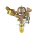 Aqualine Adjustable Arc Brass Impact Rotor with 3/16