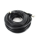 TRC RG58-50 50 ft. Coaxial Cable with BNC Fittings
