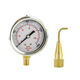 Underhill HeadChecker Nozzle Discharge Pressure Gauge | A-HCGPK