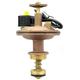 Aqualine Brass Automatic Actuator 1