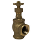 Champion Brass Manual Angle Valve 1