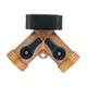 Orbit Brass Hose Fitting 3/4