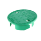 Underhill VL VL-6 Versalid Valve Box Cover - Green (One Size Fits All)