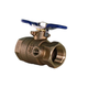 Lead Free Brass Backflow Ball Valve with Test Port 3/4