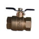 Lead Free Brass Backflow Ball Valve 1