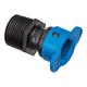 Hydro-Rain Blu-Lock Adapter 1/2