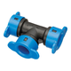 Hydro-Rain Blu-Lock Tee 1/2