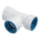 Hydro-Rain PVC-Lock Tee 3/4