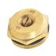 Aqualine Quarter Circle Brass Nozzle Insert 8 ft | Q8
