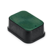 Rain Bird PVBSTDEXT Standard Valve Box Extension with Green Lid