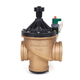 Rain Bird Brass In-Line / Angle Valve with Flow Control 3