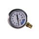 Aqualine 0 - 100 PSI Pressure Gauge 1/4