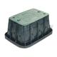 Rain Bird VB Series VBSPRH Super Jumbo Valve Box withGreen Lid
