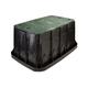Rain Bird VB Series VBMAXH Max Jumbo Valve Box with Green Lid