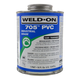 Weld-On 705 Clear PVC Cement 16 oz | 705-020