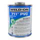 Weld-On 711 Industrial Grade Gray PVC Cement 32 oz | 711-030