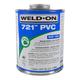 Weld-On 721 Blue PVC Cement 32 oz | 721-030