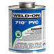 Weld-On 710 Clear PVC Cement 32 oz | 710-030