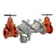 Febco LF860 Lead Free RPZ Backflow Preventer w/ NRS Valves