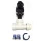 Hydro-Rain HRP-100-PF-PVC 1 Valve Manifold 1