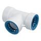 Hydro-Rain ABS Plastic PVC-Lock Tee