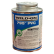 Weld-On Clear PVC Cement