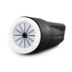 King Innovation Black and White Outdoor Waterproof Connectors