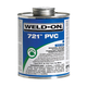 Weld-On Blue Medium PVC Cement