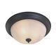 Access Lighting Oberon 13 Inch Flush Mount