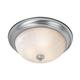 Access Lighting Oberon 15 Inch Flush Mount