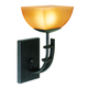 Access Lighting Ambrato 7 Inch Wall Sconce