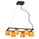 Access Lighting Hermes 20 Inch Chandelier
