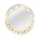 Access Lighting Reflections 2 Inch Wall Mirror