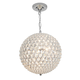 Access Lighting Kristal 19 Inch Large Pendant