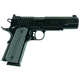 Hogue Wraparound Rubber Grips for Sig Sauer P226 Black Rubber with Finger Grooves 26000