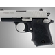 Hogue Wraparound Rubber Grips with Finger Grooves for Sig Sauer P938 with Ambidextrous Safety 98080