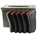Palmetto State Armory 10 pack C Products Magazines in New .50 Cal Ammo Can