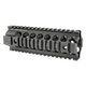 Midwest Industries Two Piece Free Float Carbine Handguard, Black - MCTAR-20