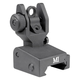 Midwest Industries SPLP Flip-up Rear Sight, Black - MCTAR-SPLP