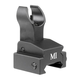 Midwest Industries Flip Up Front Sight, Handguard Rail Model ‒ MCTAR-FFR