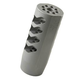 Seekins Precision Advanced Tactical Compensator 1/2-28 Stainless Steel SP-AR-ATC-1/2