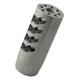 Seekins Precision Advanced Tactical Compensator 5/8-24 Stainless Steel SP-AR-ATC-5/8